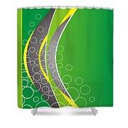 Gv037 Shower Curtain