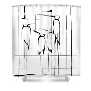Gv087 Shower Curtain