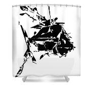 Gv089 Shower Curtain