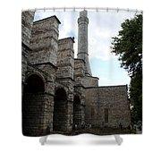Hagia Sophia Entrance  Shower Curtain