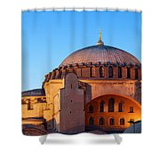 Hagia Sophia In Istanbul Shower Curtain