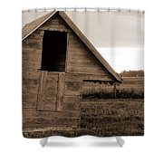 Half Way House Shower Curtain