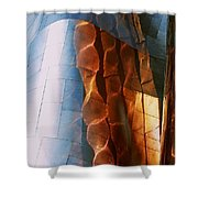 Hand Of The Architect  Shower Curtain