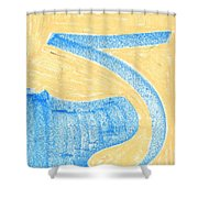 Handle Me Shower Curtain