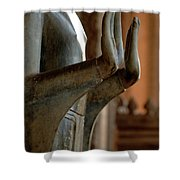Hands Of Buddha Shower Curtain