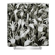Hell Shower Curtain