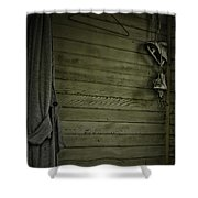 Hang Up  Shower Curtain