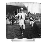Hannes Kolehmainen Shower Curtain by Granger