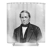Hannibal Hamlin Shower Curtain