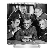 Hard-boiled Haggerty, 1927 Shower Curtain by Granger