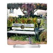Harmony Gallery Garden Shower Curtain