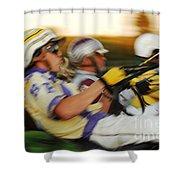 Harness Racing 13 Shower Curtain