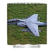 Harrier Low Level Shower Curtain