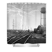 Harrington Rr Shower Curtain