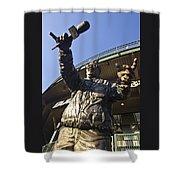 Harry Cary Sculpture Shower Curtain by Sven Brogren