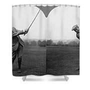 Harry Vardon (1870-1937) Shower Curtain