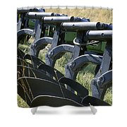 Harvest Time II Shower Curtain