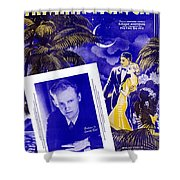 Havana Heaven Shower Curtain