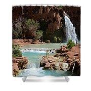 Havasu Falls Shower Curtain