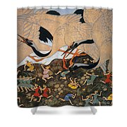 Hawthorne: Tanglewood Shower Curtain