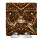 Hb-2 Shower Curtain