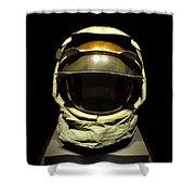 Head Of Apollo Shower Curtain