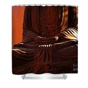 Healing Hand 2 Shower Curtain
