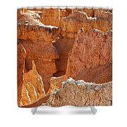 Heart Of The Hoodoos Shower Curtain