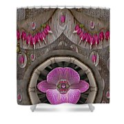Heavenly Peace And A Roof Of Love Shower Curtain