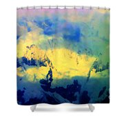 Heaven's Colors Shower Curtain