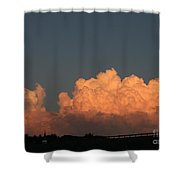 Heavens Gate Shower Curtain