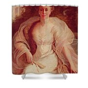 Helen Taft Shower Curtain by Photo Researchers