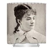 Helena Modjeska (1840-1909) Shower Curtain