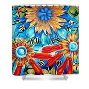 Helia Shower Curtain