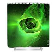 Helix Shower Curtain