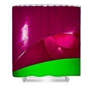 Helix Shower Curtain