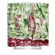 Hell's Forest Shower Curtain