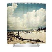Henderson Point Shower Curtain
