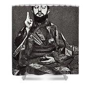 Henri De Toulouse-lautrec Shower Curtain