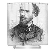 Henri Mouhot (1826-1861) Shower Curtain
