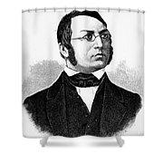 Henrik Arnold Wergeland Shower Curtain