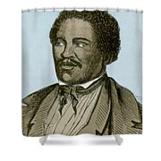 Henry Box Brown, African-american Shower Curtain
