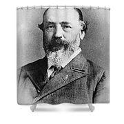 Henry LabouchÈre Shower Curtain by Granger