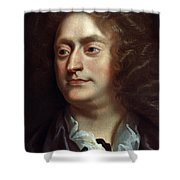 Henry Purcell Shower Curtain