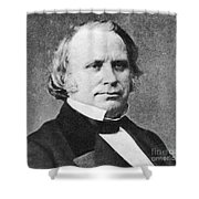 Henry Wilson Shower Curtain