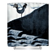 Herald Of The Dawn Shower Curtain
