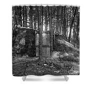 Hermits Hut, 1922 Shower Curtain