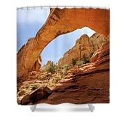 Hickman Bridge Shower Curtain