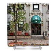 High Line Print 36 Shower Curtain