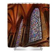 Higher Faith Shower Curtain